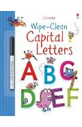 Wipe-Clean Capital Letters - Jessica Greenwell