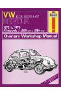 VW Beetle 1303 Owner's Workshop Manual