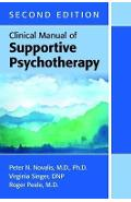 Clinical Manual of Supportive Psychotherapy - Peter Novalis