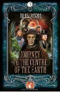 Foxton Readers: Journey to the Centre of the Earth