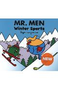 Mr Men Winter Sports