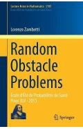 Random Obstacle Problems