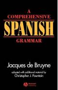 Comprehensive Spanish Grammar