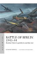 Battle of Berlin 1943-44 - Richard Worrall