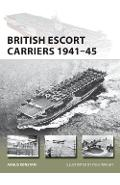 British Escort Carriers 1941-45 - Angus Konstam