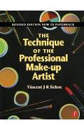 Technique of the Professional Make-Up Artist - Vincent J R Kehoe