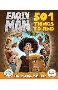 Early Man 501 Things to Find