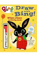 Draw With Bing! Wipe-clean Activity Book