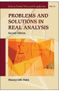 Problems And Solutions In Real Analysis - Masayoshi Hata