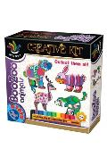 BooZoo animals. Plastilina, Animale: Catel
