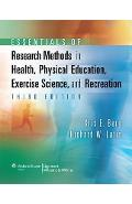 Essentials of Research Methods in Health, Physical Education