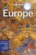 Lonely Planet Europe -