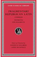 Fragmentary Republican Latin, Volume I