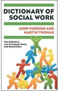 Dictionary of Social Work: The Definitive A to Z of Social W