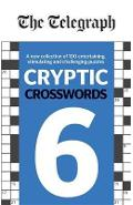 Telegraph Cryptic Crosswords 6 -