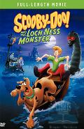 DVD Scooby-Doo and the Lochness Monster
