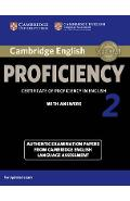 Cambridge English Proficiency 2 Student's Book with Answers