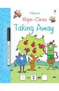 Wipe-Clean Taking Away - Hannah Watson