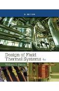 Design of Fluid Thermal Systems, SI Edition -  Janna