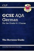 New GCSE German AQA Revision Guide - For the Grade 9-1 Cours