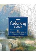 Posh Adult Coloring Book: Thomas Kinkade Designs for Inspira