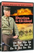 DVD Duzina De Ticalosi. The Dirty Dozen