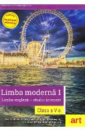 Limba Engleza Intensiv - Clasa 5 - Manual + Cd Limba Moderna 1 - Ben Goldstein, Ceri Jones, David McKeegan
