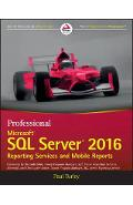 Professional Microsoft SQL Server 2016 Reporting Services an