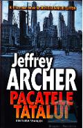 Pacatele tatalui - Jeffrey Archer