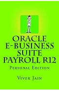 Oracle E-Business Suite Payroll R12