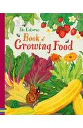 Usborne Book of Growing Food