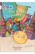 Great Chapatti Chase - Penny Dolan