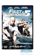DVD Furios Si Iute In Viteza A 5-A - Fast And Furious 5