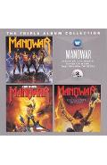 3CD Manowar - The Triple Album Collection