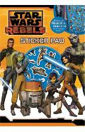 Star Wars Rebels, Sticker pad. Set abtibilduri, Razboiul Stelelor