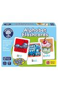 Alphabet Flashcards. Cartonase cu alfabetul