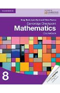 Cambridge Checkpoint Mathematics Coursebook 8