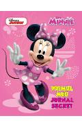 Disney Minnie - Primul meu jurnal secret