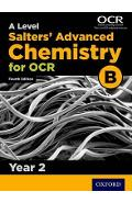 OCR A Level Salters' Advanced Chemistry Year 2 Student Book