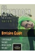 AQA Psychology for A Level Year 1 & AS - Revision Guide - Cara Flanagan, Dave Berry