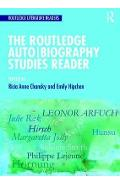 Routledge Auto Biography Studies Reader