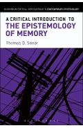 Critical Introduction to the Epistemology of Memory