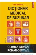 Dictionar medical de buzunar German-Roman, Roman-German ed.2 - Hans Neumann