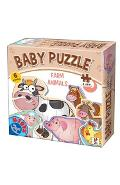 Baby Puzzle - Farm Animals