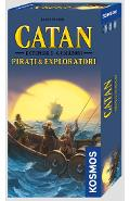 Catan - Extensie 5-6 jucatori: Pirati si Exploratori