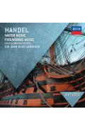 CD Handel - Water Music, Fireworks Music - Sir John Eliot Gardiner