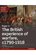 Edexcel A Level History, Paper 3: The British Experience of