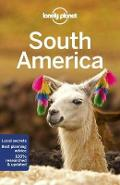 Lonely Planet South America -
