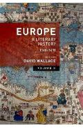 Europe: Volume 2: A Literary History, 1348-1418 - David Wallace
