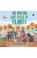 Look and Wonder: The Amazing Plant Life Cycle Story - Kay Barnham